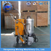 二重ヘッド風邪の絵画道マーキング機械