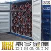 Pipe malléable Dn100 En545 ou ISO2531 de fer de moulage