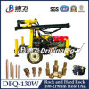 Water Well Dfq-130Wのための130m Rocky Areas Drilling Rig