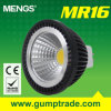 Mengs® MR16 3W LED Spotlight met Ce RoHS COB, 2 Warranty van Years (110180011)