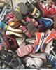 Bom Quality Used Shoes para África Market