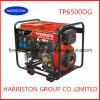 高品質のディーゼル発電機Tp6500dg
