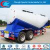 Aanhangwagen van de Tank van het Cement van ISO CCC Goedgekeurde Bulk