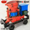 Машина Gunite смесителя конструкции взрывозащищенная влажная конкретная распыляя