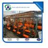 HDPE 도로는 담 /Plastic 주황색 경고 검술 /Rail 담을 훈계한다