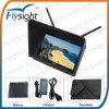 D74 het Systeem van Fpv voor Dji Spoor 2: RC801 Black Pearl 7inch HDMI Fpv Diversity Monitor