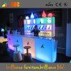 Mini Bar Table Pub Furniture / LED Lighting Counter