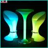 屋外のPolyethelene LEDの家具によって照らされるPEの家具をつけるLED