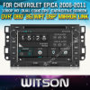 Reprodutor de DVD de WITSON Car para Chevrolet Epica com o Internet DVR Support da ROM WiFi 3G do chipset 1080P 8g