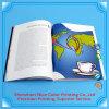 Colorare il libretto Softcover dell'opuscolo di stampa dell'opuscolo del cartone