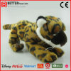 Giocattoli farciti realistici del leopardo della peluche dell'animale selvatico di ASTM