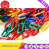 Formazione geometrica di plastica di collegamento Chain che impara giocattolo