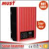 MPPTの太陽料金のコントローラが付いている絶対必要の格子タイ3kw 48VDCの太陽インバーター