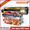 Imprimante dissolvante d'Eco de têtes de Funsunjet Fs-1802g deux Dx avec 1440dpi