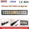 Ginto hoher Intensiyt doppelter Reihe CREE LED heller Stab für nicht für den Straßenverkehr (GT3302-40W)