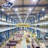 Taller grande ensamblado casa prefabricada de la estructura de acero de la exportación de China