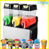 36 litros granizado Slush Maker con 3 tanques