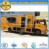 Dongfeng 식사 4X2 이동할 수 있는 체더링 트럭에 최신 판매 바퀴