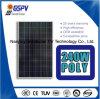 240W полимерная прямых солнечных батарей с высоким качеством