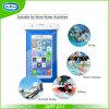 2017 bolsos secos del PVC que tienden de la bolsa impermeable universal del teléfono celular para la galaxia J2 J3 J5 J7 de Samsung