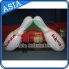 Boule de bowling gonflable déposée avec ballon de bowling humain