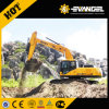 Sany rueda de 15 toneladas de la excavadora hidráulica