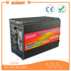 Inversor solar modificado 220V de Powe da onda de seno de Suoer 1000W 12V (HAD-1000A)