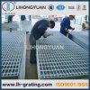 Reja de acero galvanizada de la INMERSIÓN caliente para la plataforma de la estructura de acero