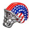 Игрушка шлема футбола PVC раздувная