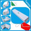 Descente convenable de creux de la jante de pluie de PVC de vente du Kenya de creux de la jante chaud d'eau de pluie