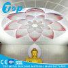ロータスデザインドームの革新のためのアルミニウムSpandrelの花の偽の天井