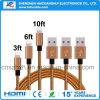 USB Data Cable cargador para iPhone