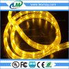 Lumière à haute tension de corde de Noël DEL de la décoration IP67 de mariage