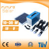 Minibewegliches Solarsystem bewegliches SolarEnegy System des installationssatz-10W