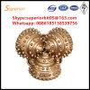 12 1/4 '' prix bas de rouleau de roche de trépan tricône pour les matériels Drilling