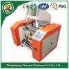 Super calidad profesional del convertidor de rollo de papel de aluminio rebobinadora