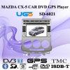 Jugador especial del coche DVD GPS de HUGO para Mazda Cx-5 (SD-6021)