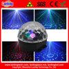 당 가벼운 LED 마술 수정 구슬
