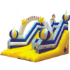 Aufblasbarer reizender Prahler-federnd Schloss für Kind-aufblasbare Spielwaren (JS4061)