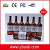 USB de la botella de vino rojo (YB-72)