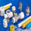 Larga vida útil del tubo PPR Utilice adaptadores con IS0 14001 certificada