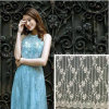 El patrón de flores de tela para bordados de la dama de vestir y textiles Inicio
