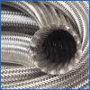 Fornitore superiore con il tubo flessibile personalizzato inossidabile Nuts del metallo flessibile di buona qualità 304