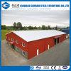 El precio bajo galvanizó el almacén prefabricado de la estructura de acero con vida del uso del marco 50 años