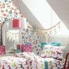 Het mooie Behang van het Ontwerp voor de Zaal van het Jonge geitje, het Behang van de Slaapkamer van de Baby (C10503)