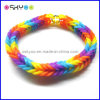 DIY Rainbow Loom Bracelet Making Kit Silicone Rubber Bands