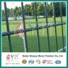 二重鋼鉄棒の網パネルの倍ワイヤー鋼鉄塀のパネル