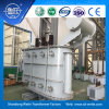 Los estándares del IEC, refrigerado por aire trifásico trifásico 33kV/35kV sacan datos el transformador de potencia cambiante del golpecito