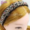 Headband da coroa da pena da flor da princesa margarida