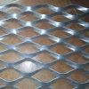 Hoja de diamante de malla metálica expandible